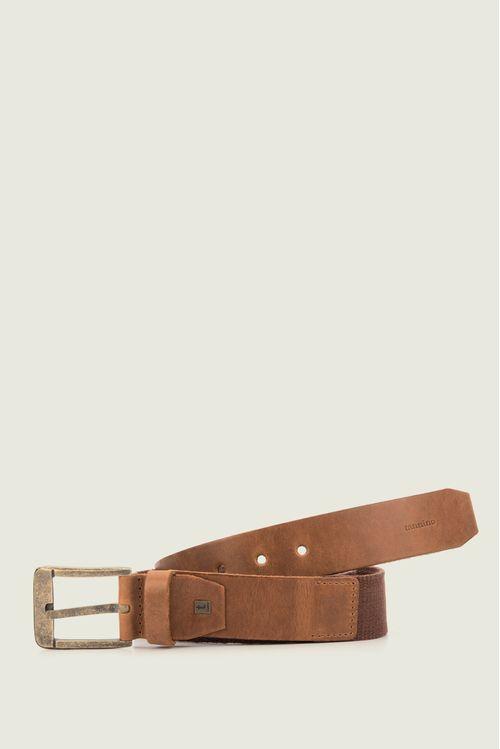Cinturón unifaz reata por cuero