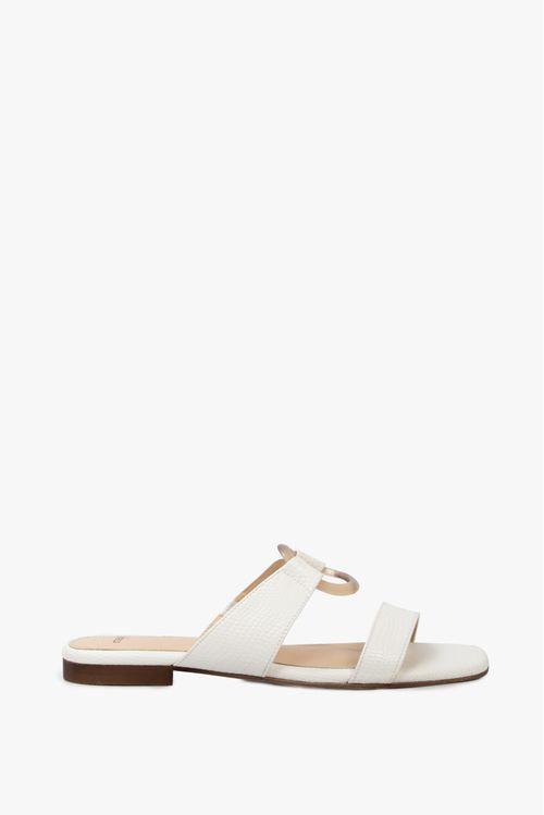 Zapatos tipo sandalia en sintetico