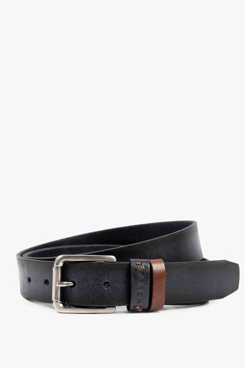 Cinturón unifaz Marín de cuero
