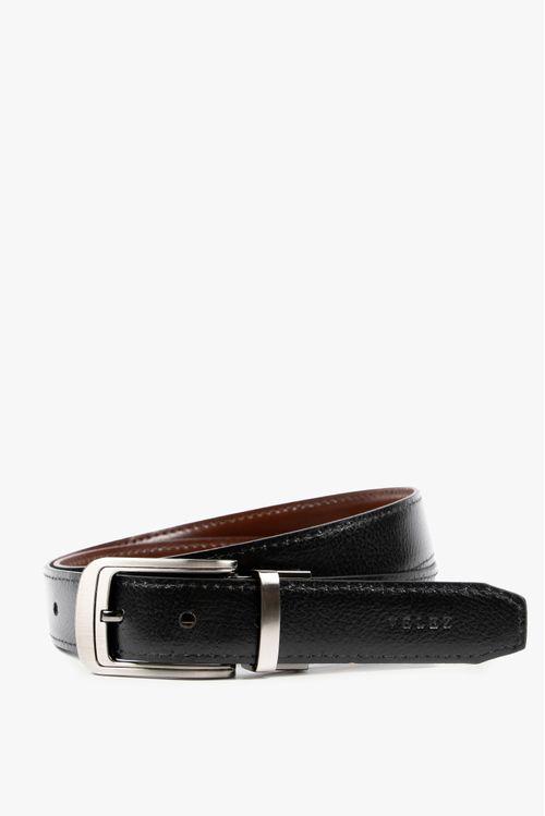 Cinturón doblefaz