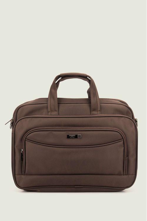 Bolso tipo maletín portátil en lona