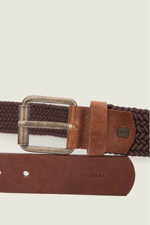 Cinturón reata hombre