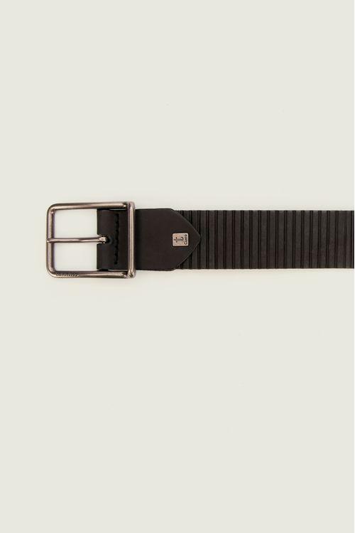 Cinturón para hombre unifaz de cuero indie