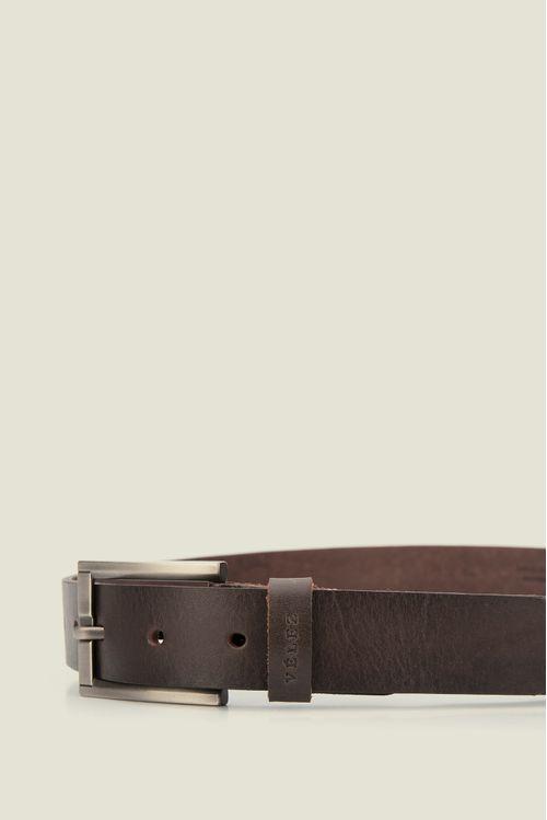 Cinturón Italo de cuero