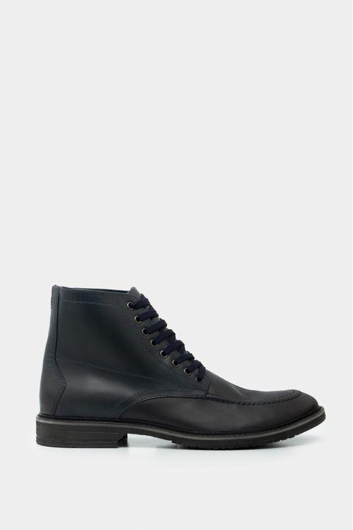 Zapatos tipo Bota para hombre de cuero oasis prum
