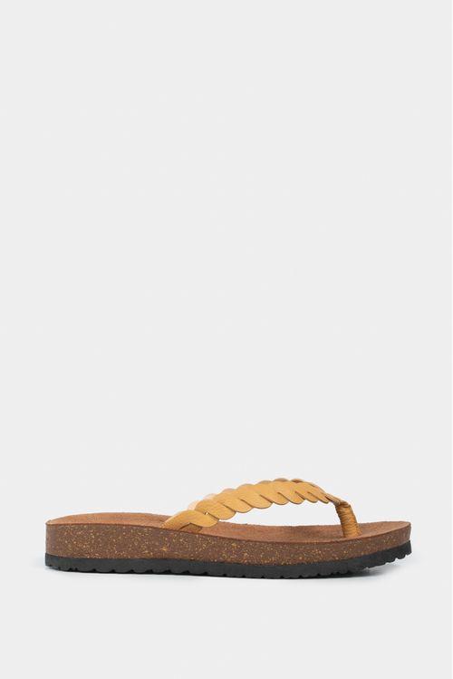 Zapatos para mujer tipo sandalia en cuero