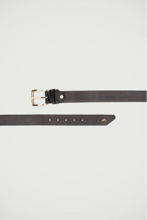 Cinturón unifax Ammyle de cuero para mujer