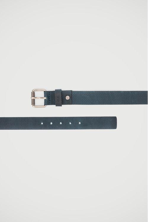 Cinturón unifaz Denver de cuero para hombre