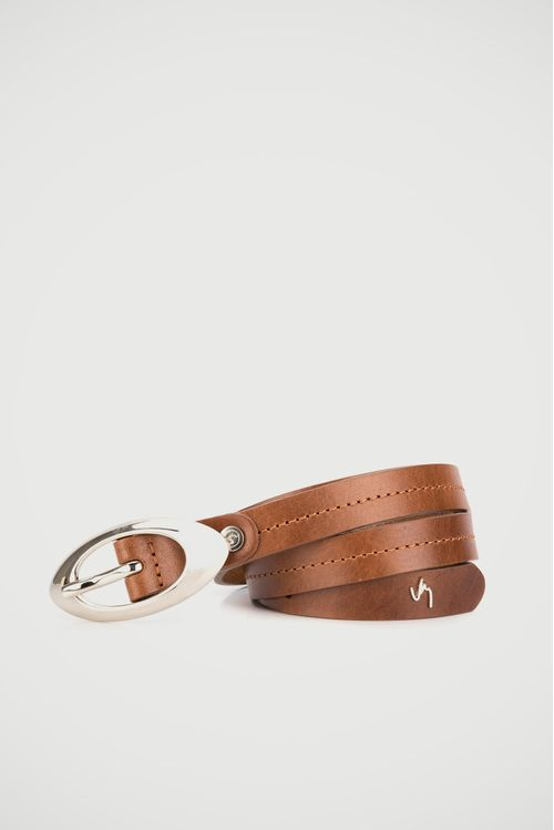Cinturón California de cuero para mujer