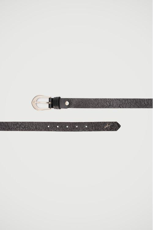 Cinturón unifax Maela de cuero para mujer