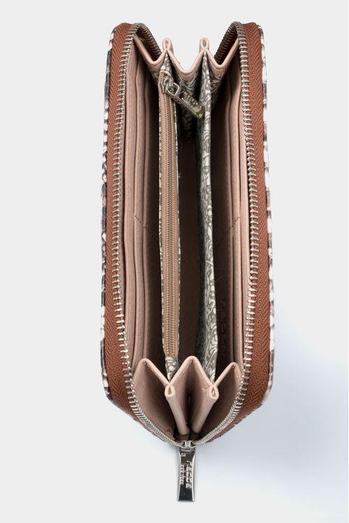 Billetera porta chequera para mujer