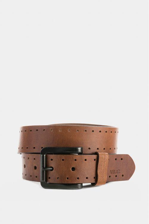 Cinturón unifaz de cuero