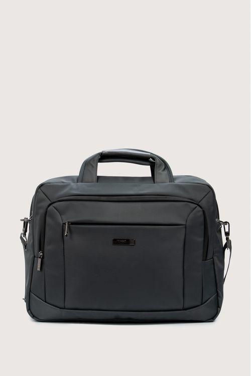 Bolso para hombre en lona tipo maletín portatil jackson
