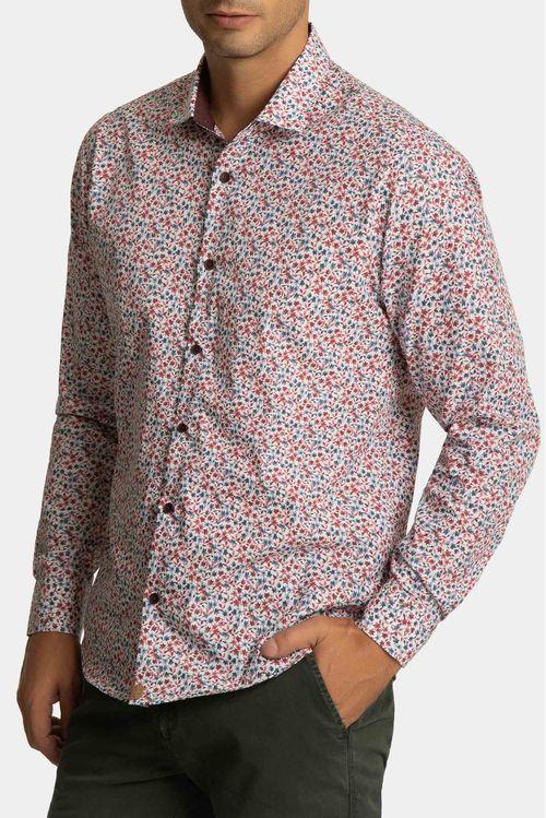 Camisa flower jungle