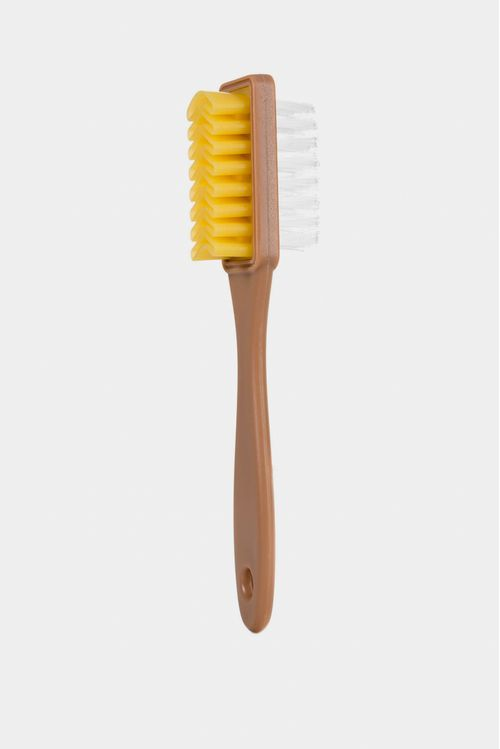Cepillo para el cuidado del cuero