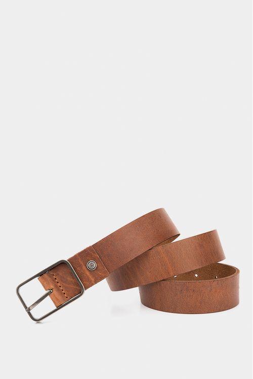 Cinturón unifaz Rayons de cuero