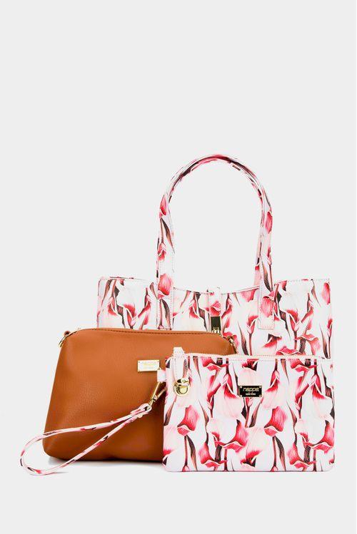 Bolso para mujer tipo Shopping en sintetico arizona