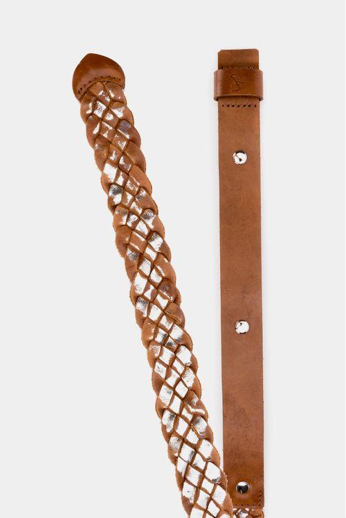 Cinturón unifaz Anasol de cuero