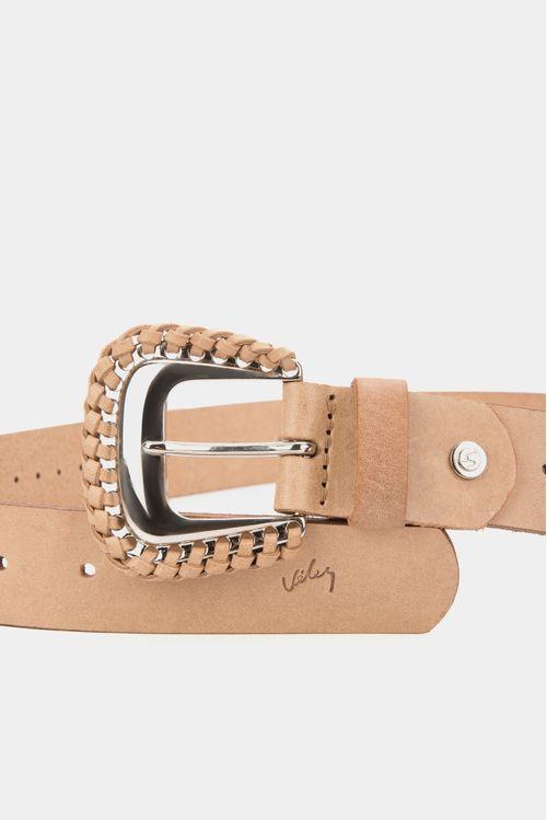 Cinturón Serena de cuero