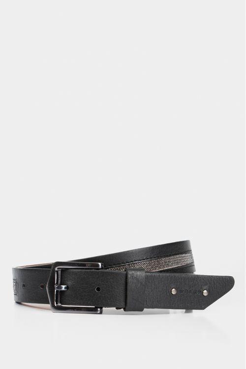 Cinturón unifaz de cuero millaré