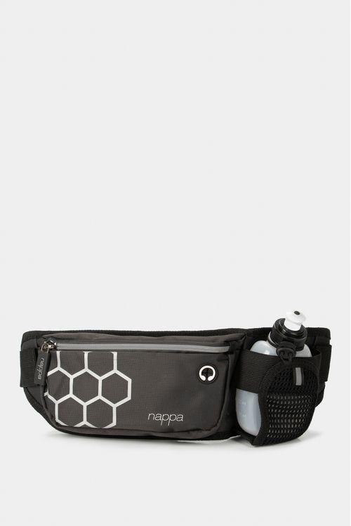 Bolso basico tipo riñonera con termo portatil removible